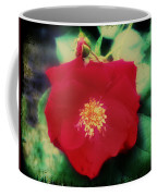 Dirty Rose Knows Coffee Mug by Bill Cannon