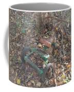 Discarded Coffee Mug