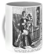 Discarded Lover, 1890s Coffee Mug