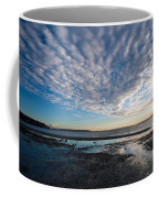 Discovery Park Beach Sunset Coffee Mug