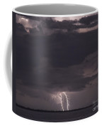 Distant Lightning  Coffee Mug