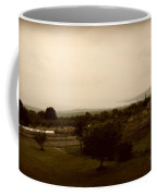 Distant Shoreline Coffee Mug