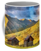 Distant Storm Coffee Mug by Jeff Kolker