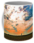 Distant Tree Coffee Mug
