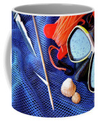 Dive Gear Coffee Mug by Carlos Caetano