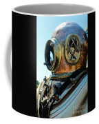 Dive Helmet Coffee Mug