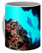 Diver Down Coffee Mug