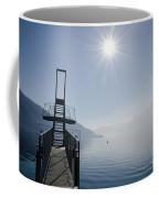 Diving Board Coffee Mug
