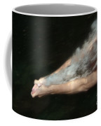 Diving Into A Lake Coffee Mug