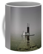 Diving Platform Coffee Mug by Joana Kruse