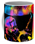 Dizzy 4 Your Love Coffee Mug