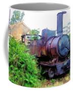 Do-00504 Train In Mar Mickael Coffee Mug
