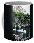 Docked At Sea Coffee Mug