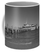 Docking For A Moment Coffee Mug by Betsy Knapp
