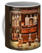 Doctor - The Medicine Cabinet Coffee Mug