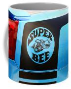 Dodge Charge Super Bee Logo  Coffee Mug