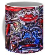 Dodge Motor Hdr Coffee Mug