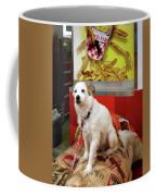 Dog At Carnival Coffee Mug