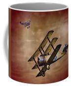 Dogfight 1918 Coffee Mug