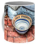 Doggie Dish Coffee Mug