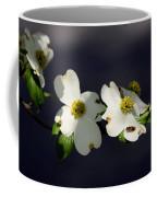 Dogwood Blossom - Beelightful Coffee Mug