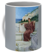 Dolce Far Niente Coffee Mug by Sir Lawrence Alma-Tadema