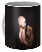 Doll And Bear Coffee Mug by Joana Kruse