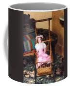 Doll In Carriage Coffee Mug