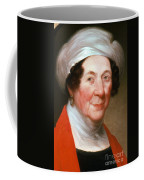 Dolley Madison Coffee Mug by Photo Researchers