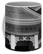 Dollhouse Black And White Coffee Mug