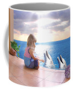 Dolphin Family Coffee Mug