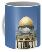 Dome Of The Rock Was Erected Coffee Mug