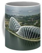 Domes Inside The Gardens By The Bay In Singapore Coffee Mug
