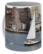 Domino Sugar Sailing Coffee Mug