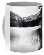 Donner Lake And Pass - California - C 1865 Coffee Mug