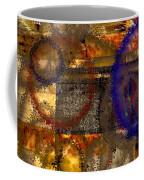 Don't Be A Square Coffee Mug
