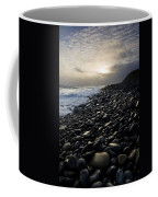 Doolin, County Clare, Ireland Pebble Coffee Mug