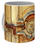 Door Study Taos New Mexico Coffee Mug