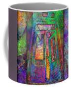 Door To The Lightness Of Being Coffee Mug