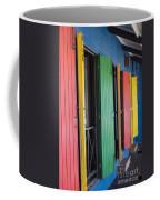 Doors Of Colors Coffee Mug