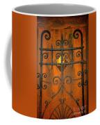 Doorway To Death Coffee Mug by Paul Ward