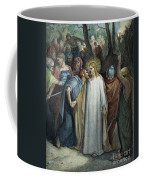 Dor�: Betrayal Of Christ Coffee Mug