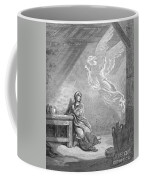 Dor�: The Annunciation Coffee Mug