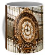 Dorsay Museum Paris France Coffee Mug