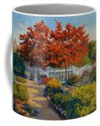 Dotti's Garden Autumn Coffee Mug