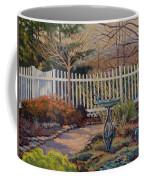 Dotti's Garden Winter Coffee Mug
