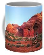 Double Arch Coffee Mug