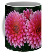 Double Dahlia Coffee Mug