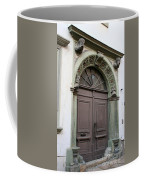 Double Door Coffee Mug