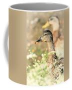 Double Duck Coffee Mug